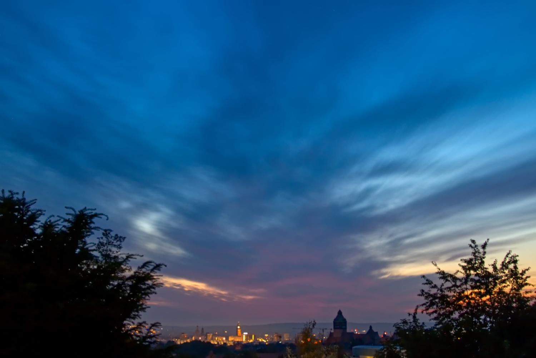 Sonnenaufgang 4 min