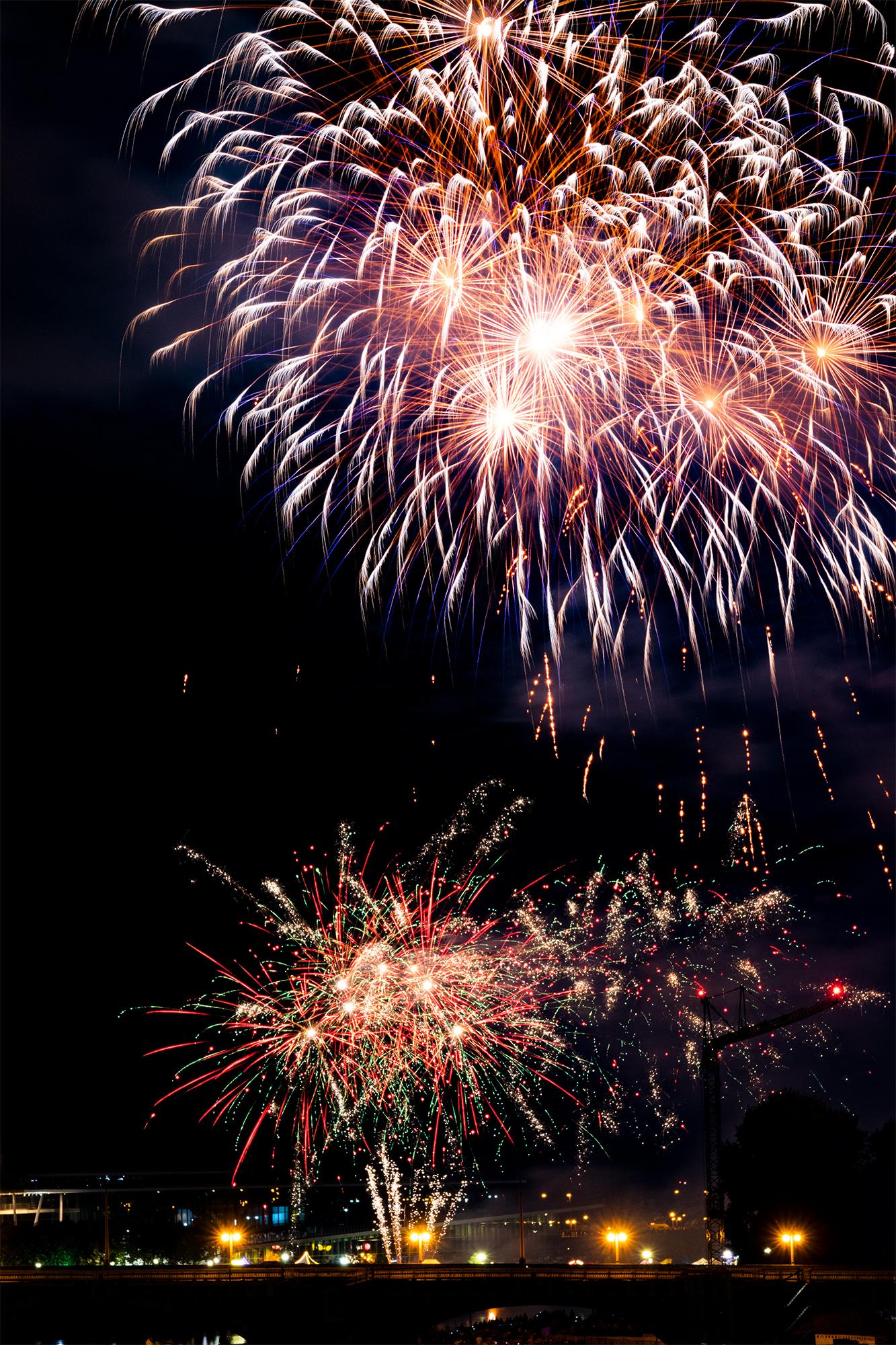 Feuerwerk Stadtfest 1