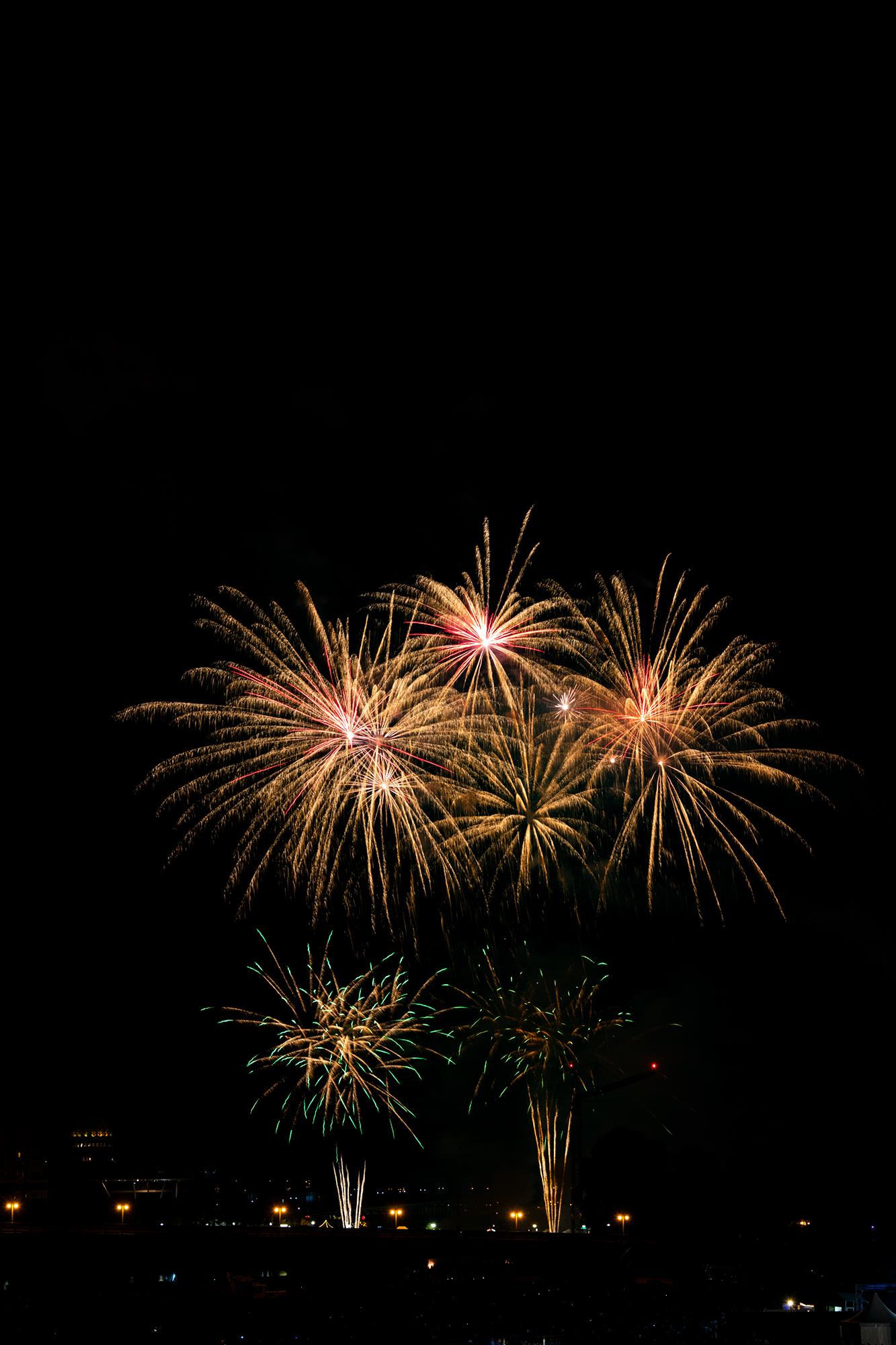 Feuerwerk Stadtfest 3